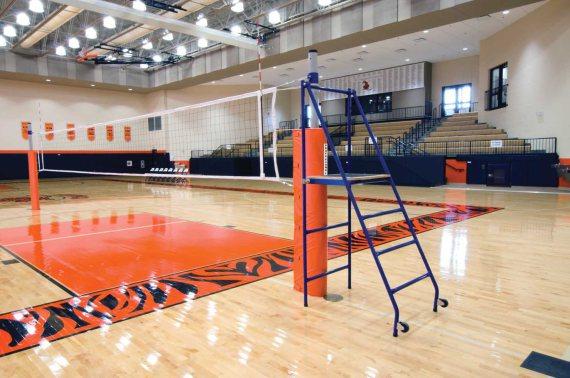 Barco leds sac castillos y tableros de basket postes de voley marcadores electronicos - Red voley piscina ...