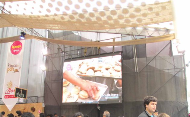 Pantalla led video
